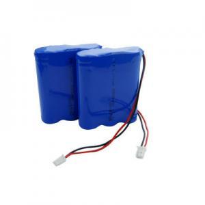 12 Volt 2000mAh CC CV 18650 Rechargeable Battery 1C Discharge Manufactures