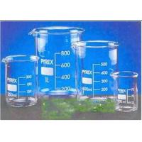 5000ml High Borosilicate Glass Beaker Pharmaceutical Manufacturing Equipment Manufactures