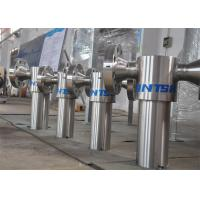 High Pressure Gas Filters Manufactures