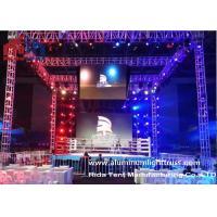 300*300 mm Strong Load Capacity Easy Sliver Color Portable Speaker Truss System Manufactures