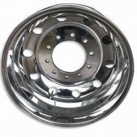 Forged Aluminum Alloy Wheel, Durable, Beautiful and Firm, with 26.75mm Hole Diameter Manufactures