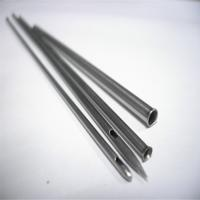 High quality  Seamless capillary molybdenum pipe with best price Manufactures