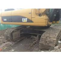 Quality Original Paint Second Hand Earthmoving Equipment Caterpillar 336D With CE for sale