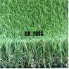 V Shape Long Life Garden Artificial Grass 4 Color No Abrasion Garden Fake Grass Manufactures