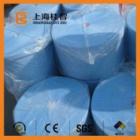China Wavy Nonwoven Roll Kitchen Household Wipes Furniture Wiping Cloth on sale
