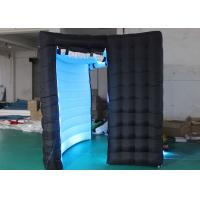 Durable Inflatable Photo Booth Backdrop , Wedding Photo Booth PLT-090 Manufactures