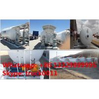 2017s best seller 10tons lpg gas storage tank with filling machine for gas cylinders, 10T skid lpg gas filling plant Manufactures