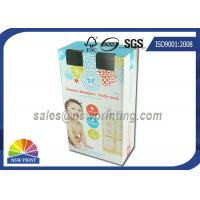 China Personalized E Flute Corrugated Packaging Box Carton With CMYK Printing on sale