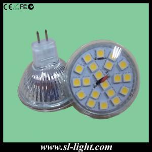 China MR16 3W 12V LED lighting on sale