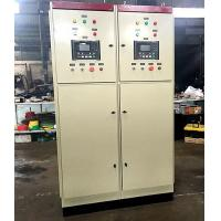 Synchronous Control Panel With Two 800 Amps Air Breakers And Indication Lights Manufactures