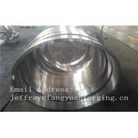 1.6981 21CrMoNiV4-7  Metal forged part  EN10269 Forged Rings Manufactures