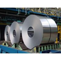 Quality Z275g㎡ Z450g㎡ 0.4mm - 3.0mm  zero spangle hot dip galvanized steel coil  for machine for sale