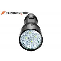 Quality 40 Watts 4000 Lumen Super Bright Water Resistant 4T6 CREE LED Torch Tactical for sale