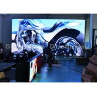 SMD 3535 Outdoor Advertising LED Display Panel Full Color P10 960*960mm With Hdmi Manufactures