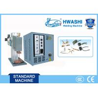 Mini Spot Welding Machine with Capacitor Discharge Power Supply System Manufactures