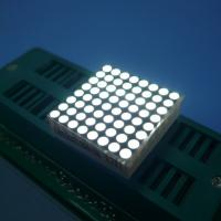 Indoor Dot Matrix Led Display 8X8 Stable Performance Energy Saving Manufactures