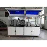China CE / ISO Hydraulic Oil Servo Credit Card Punching Machine / Puncher Id Card Die Cutter on sale
