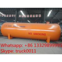 China brand best price ASME 100cbm LPG Storage Pressure Vessel, factory sale 100,000L bulk lpg gas propane storage tank Manufactures