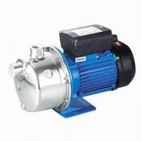 Self-primming Jet Pump with 2-pole Induction Motor and Single-phase Thermal Protector Manufactures