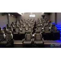 Funny 7D Movie Theater For Science Museums / Solid 7D Home Cinema Manufactures
