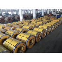 China ASTM Stainless Steel Coil Stock / Belt 2B TP409 TP410 TP304 Thickness 0.3mm-3.0mm on sale