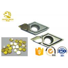 Mono Crystal Industrial Diamond Cutting Tools Smoothness Of 0.1 Diamond Edge Polishing Manufactures