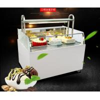 Quality Food Warmer Showcase Open Type Sandwish Display Cabinet 1000*850*1280mm for sale