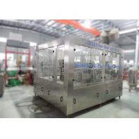 China 5 Gallon Bottle Filling Capping And Labeling Machine Automatic Liquid Dispenser Equipment on sale