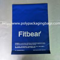 High Quality Clothing Courier Bag Quality Waterproof Plastic Destructive Sealing Bag Custom Embossed LOGO Manufactures