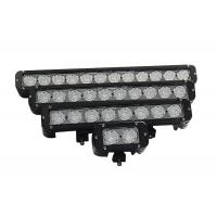 High Power Jeep LED Light Bar Beacon 4WD 4 Inch - 50 Inch 890 Lumen Each LED Manufactures