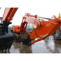Quality Clean Cabin Used Hitachi Hydraulic Excavator200 With Original Engine And Pump for sale