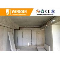 Buy cheap Prefabricated Luxury Homes Composite Structural Insulated Panels Wall Board from wholesalers