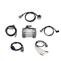 MB Star C3 Pro 2014.03V for Benz Trucks & Cars Manufactures