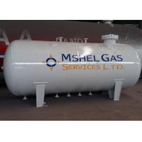 10mm Thickness Q345R LPG Gas Storage Tank 10000L 5T High Performance Manufactures