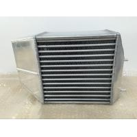 Quality Aluminum Auto Water Intercooler Core For Audi / Renault 200mm X 204mm X 118mm for sale
