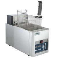 Buy cheap 8L Commercial Kitchen Equipments Single Tank Electric Countertop Fryer For Deep from wholesalers