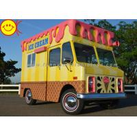 Colorful Ice Cream Kids Jumper Inflatable Bouncers Cream Inflatable Combo Truck
