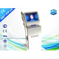 HIFU High Intensity Focused Ultrasound Machine Anti Puffiness For Face / Body Manufactures