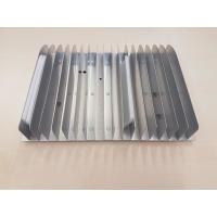 6063 T5 Raw Matrial Forge Aluminium Heat Sink Profiles with Casting Processing Manufactures