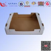 Fashion tray Good Quanlity carton Box for Packing fruit and vegetable paper packaging Manufactures