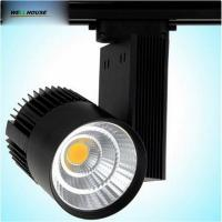 30W COB Led Track Light High Power Spotlight for Shop Clothing store track Spot Lighting High Bright Wholesale price Manufactures
