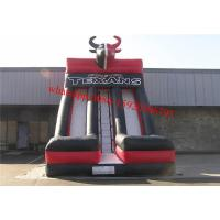 New Orleans Saints Slide inflatable Inflatable Bounces combos and slides football Manufactures