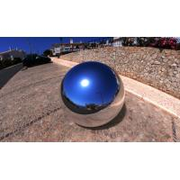 Full Color Big Inflatable Mirror Ball Advertising Balloons Ornaments Durable Manufactures