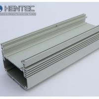 Steel Polished Industrial Aluminium Profiles Electrical Cover , Electrical Shell Manufactures
