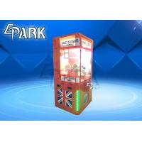Quality Crazy Scissors Cut Prize Crane Game Machine For Home Theater for sale