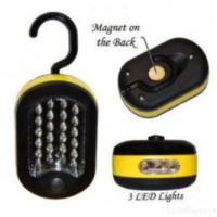 27 Led Compact Work Light Flashlight Magnetic W/hook Manufactures