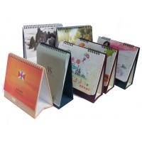Quality 2012 Desk vintage Customized Calendar Printing Services of yearly, daily for business for sale