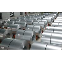 0.8 mm Hot Dipped Galvanized Steel Coil 5.5 Tons Z55 ~ 120 G Per Square Meter Manufactures