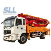 Reliable Concrete Mixer Pump High Efficient Concrete Conveying Equipment Manufactures