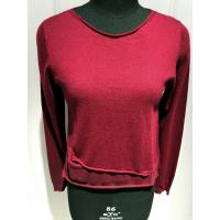 Merino Wool Cashmere Ladies Pullover Sweaters Long Sleeve Merino Wool Cashmere Manufactures